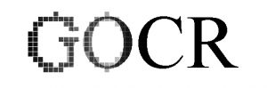 Logo de GOCR
