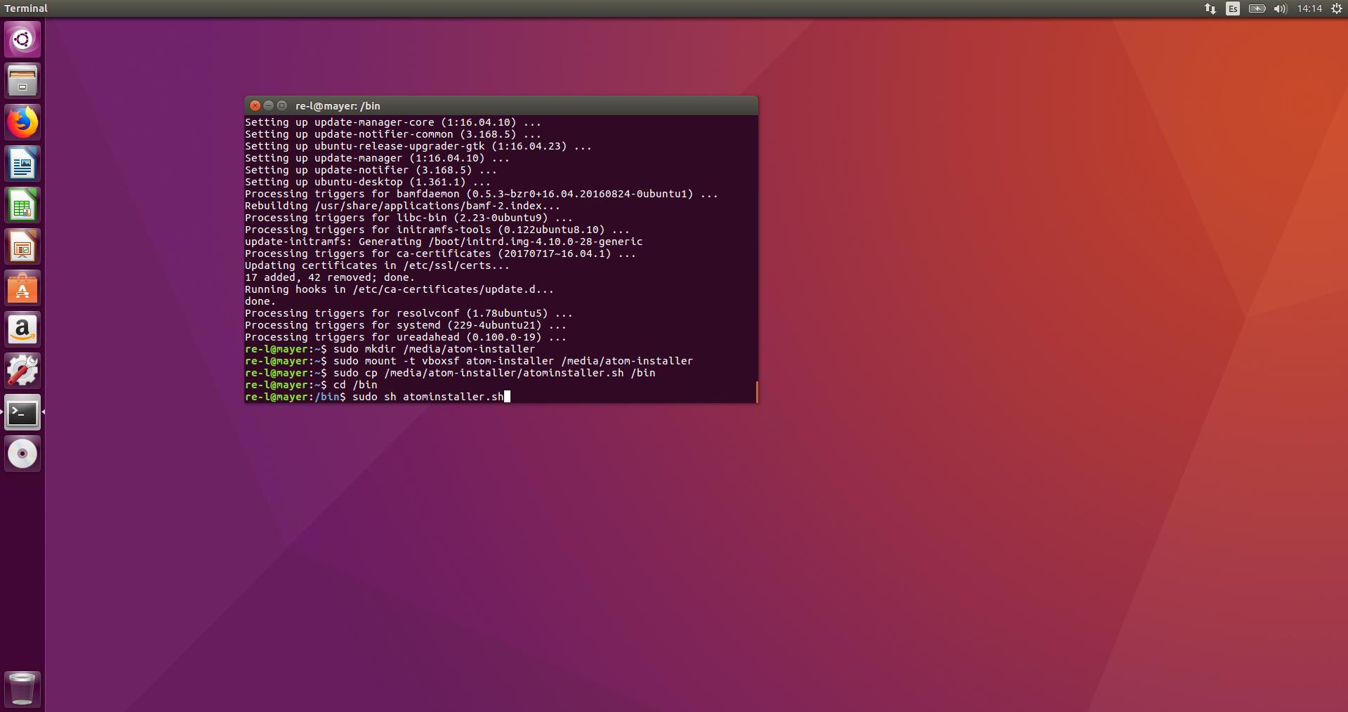 Instalación de AtoM 2.4 en Ubuntu 16.04 LTS