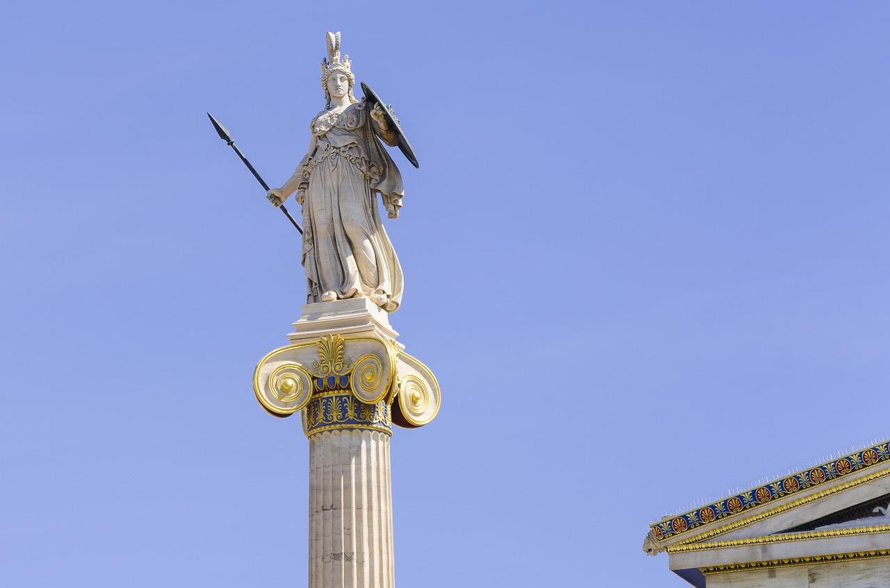 El logo de OpenProdoc está inspirado en Atenea