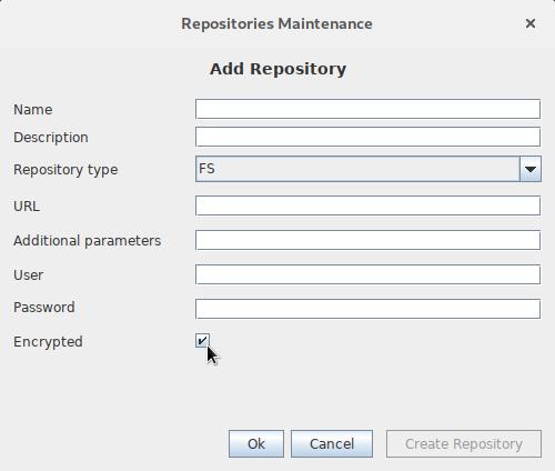 OpenProdoc soporta la encriptación de los documentos