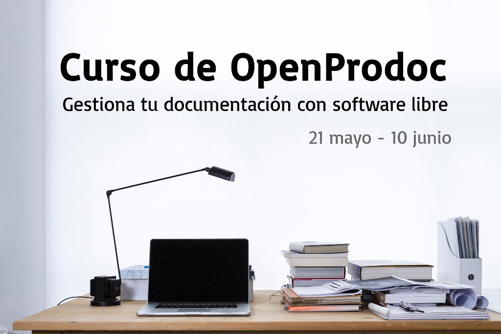 Curso de OpenProdoc